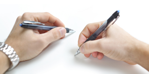 Being Left Handed?