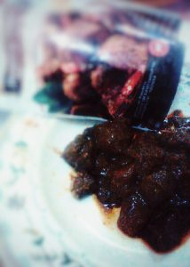 Chef Cuisine Rendang Daging