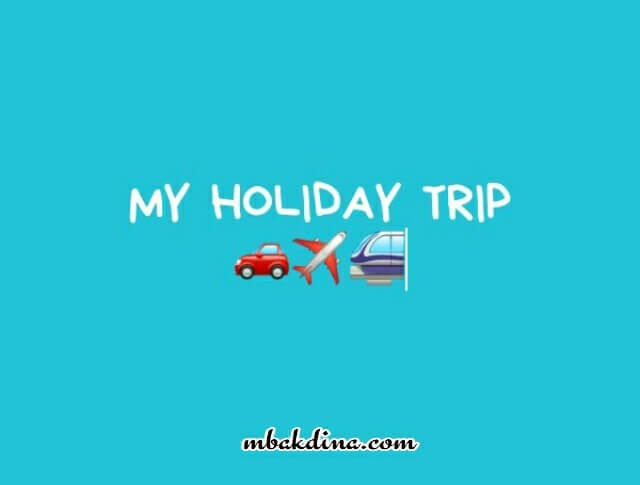 My Holiday Trip