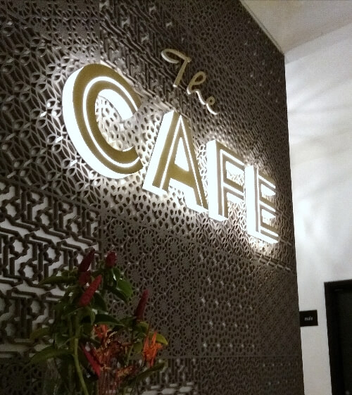 The Cafe at Java Paragon Hotel