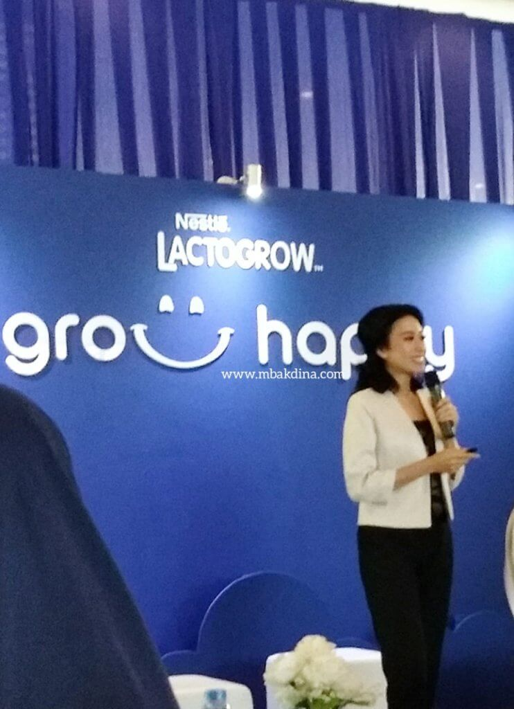 dr. Ariani workshop Nestle Lactogrow